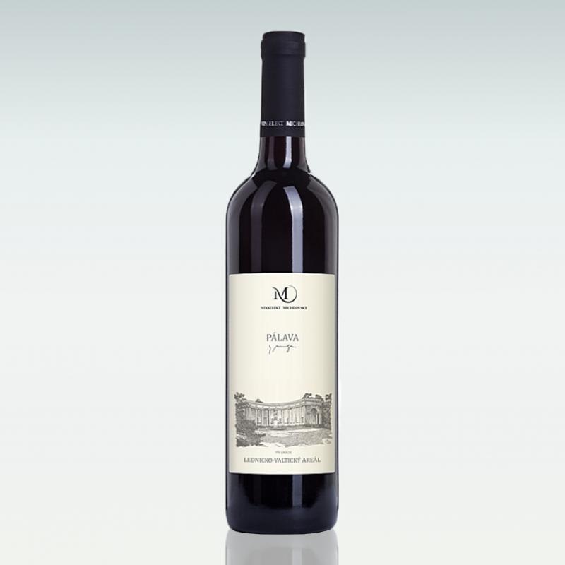 Bílé víno - pozdní sběr